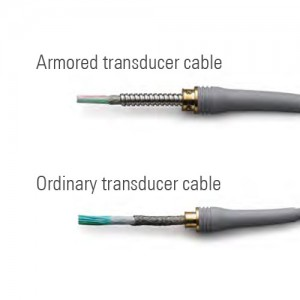 Armored vs Ordinary cable